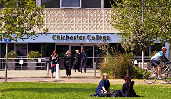 Nviro re-enrols at Chichester College
