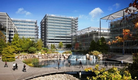 JPC renews cleaning deal at Chiswick Park