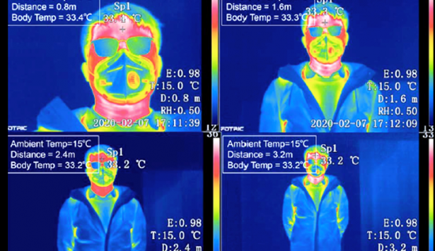 Corps launches thermal imaging service
