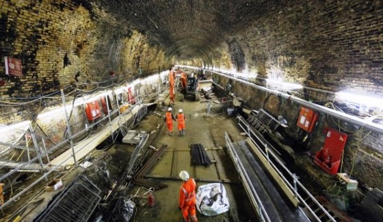 Servest lands new Crossrail role