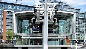 Macro secures ISO 55001 at Emirates Air Line