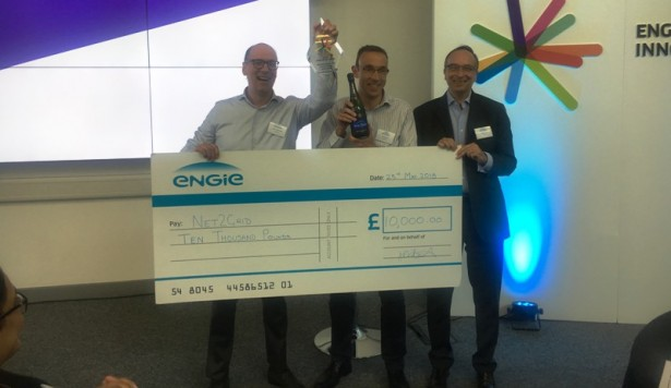 ENGIE hands out £10,000 innovation prize