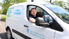 ENGIE joins in launch of Clean Van Commitment