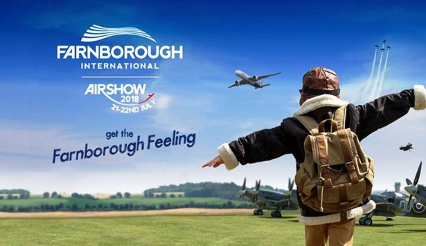 New Farnborough International Airshow win