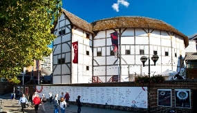 Cordant takes centre stage at the Globe