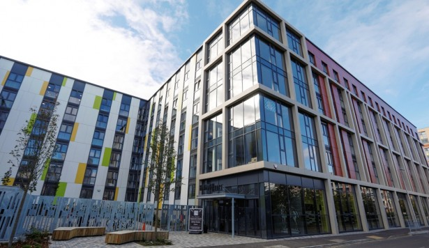 Student accommodation: growth market