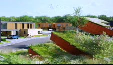 Incentive appointed at eco-housing development