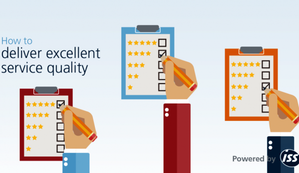 The three components of excellent service quality