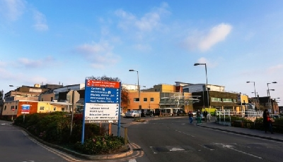 ISS renews stay at West Middlesex Hospital