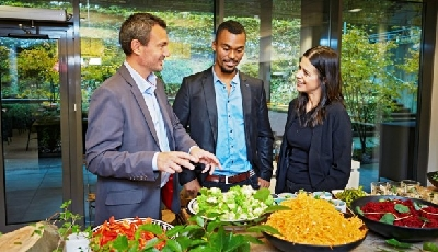 ISS introduces the Healthy Eating Award in Ireland