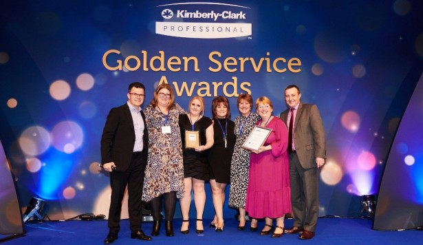 ISS scoops top hospital cleaning award