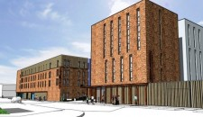 Balfour Beatty closes on Glasgow student project