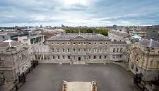 ISS retains Irish Parliament contract