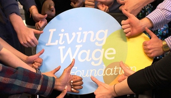 Living Wage Week marked with rate rise