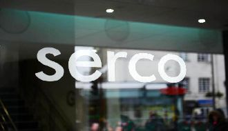 Serco returns to health