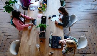How can offices thrive in the next chapter of work?