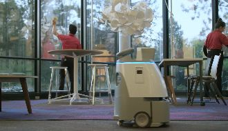 SoftBank Robotics in second partnership deal