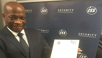 ISS sees guards graduate with new qualification