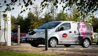 Mitie scoops green fleet award