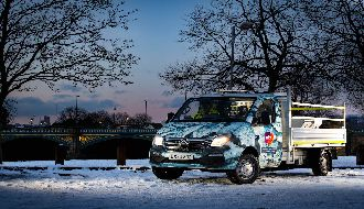 Mitie launches zero emission gritting service