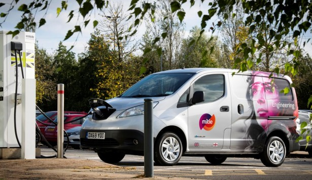 Mitie offers to share EV expertise