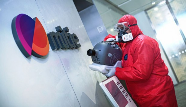 Mitie offers long-term anti-covid service
