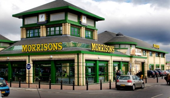 NG Bailey energy solution for Morrisons