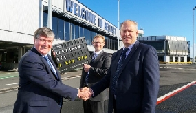 Mount Charles lands £30m Belfast airport deal