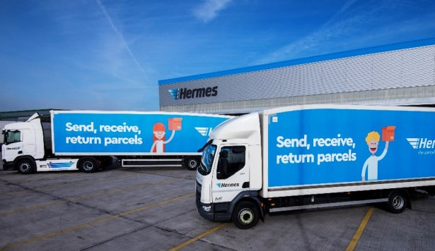 NIC delivers for Hermes