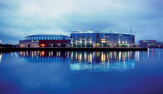 CleanEvent appointed at Odyssey in Belfast