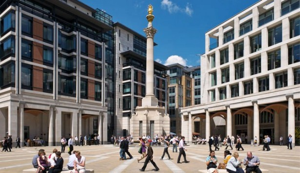 JPC renews Paternoster Square cleaning contract