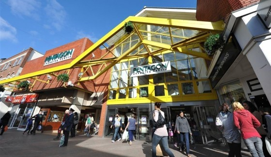 Incentive in £1m shopping centre win