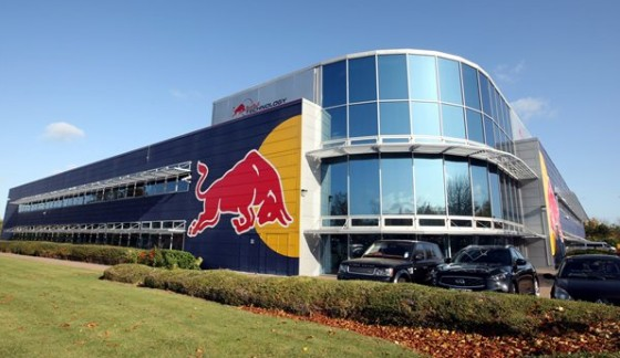 Mitie teams up with Red Bull