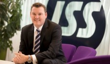 Sykes promoted to regional role at ISS