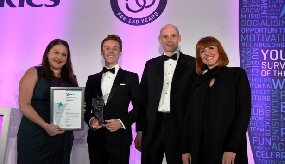 FM director triumphs at Young Surveyor of the Year Awards