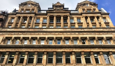 SecuriGroup takes Glasgow listed building deal