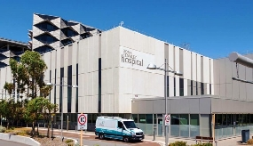 Serco secures extension at Perth hospital