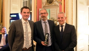 Sodexo recognised for plastic waste action
