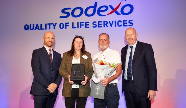 Sodexo recognises customer-facing employees
