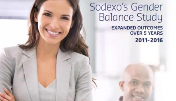 Sodexo proves benefits of gender balanced management teams