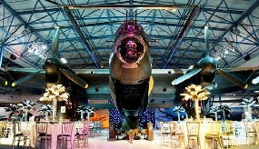 Sodexo business lands RAF Museum