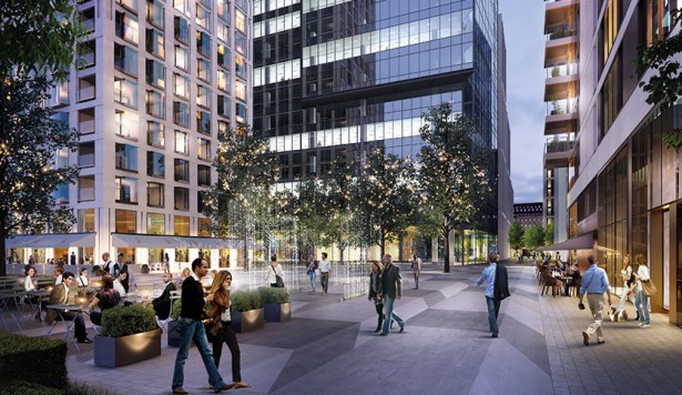 Axis Security on-site at Southbank Place