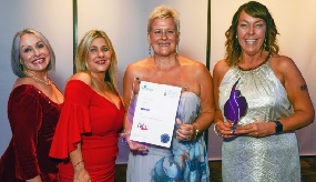 Sodexo takes two at Springboard Awards