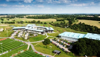 St. George's Park signs up ISS