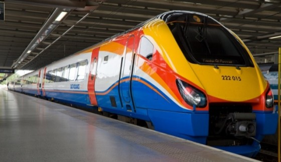 Interserve to stay on the line at East Midlands Trains