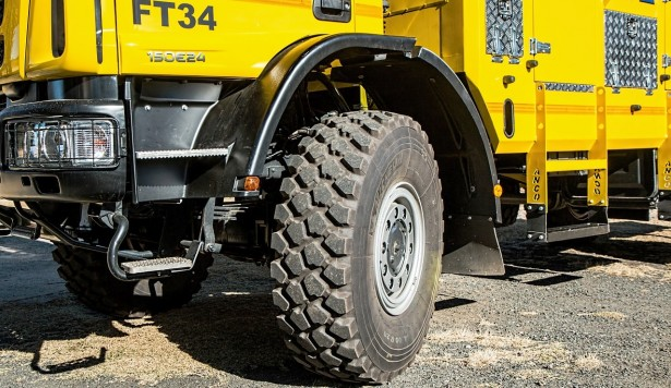 Cloudfm hits the road with Tructyre ATS