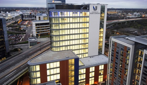Elior secures place at University of West London