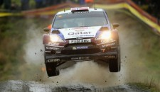 Horseradish proves popular at Wales Rally