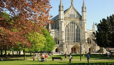 BaxterStorey settles in at Winchester Cathedral