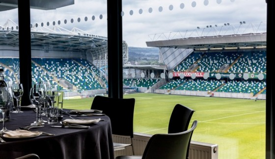 Sodexo lands five-year deal at Windsor Park